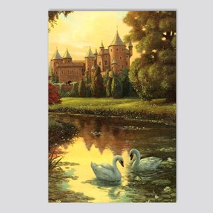 Swans Journal Postcards (Package of 8)