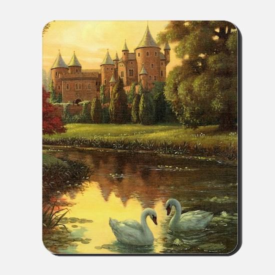 Swans Journal Mousepad