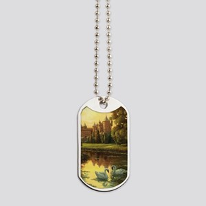 Swans Journal Dog Tags