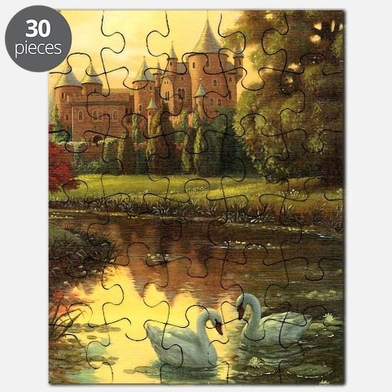 Swans Journal Puzzle