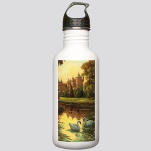 Swans Journal Stainless Water Bottle 1.0L