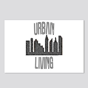 Urban Living Postcards (Package of 8)
