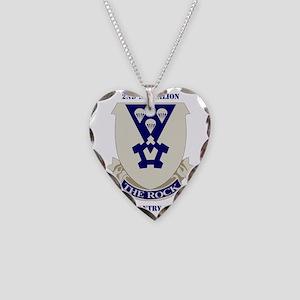 2ndBn-503rdInfBnwtext-1 Necklace Heart Charm