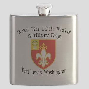 2nd Bn 12th BN FA Flask
