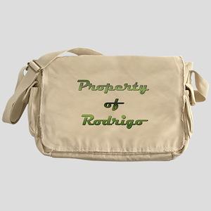 Property Of Rodrigo Male Messenger Bag