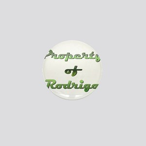Property Of Rodrigo Male Mini Button