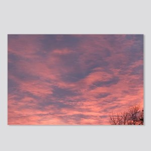 Edmonton: Dramatic Sunris Postcards (Package of 8)