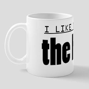 Dog design lead Mug