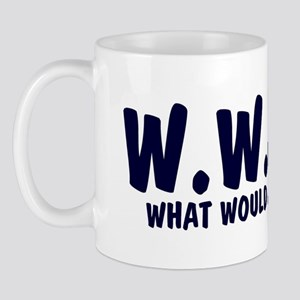 What Would Jack Do? Mug