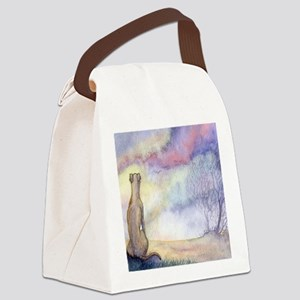 dawn of a new day Canvas Lunch Bag