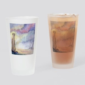 dawn of a new day Drinking Glass
