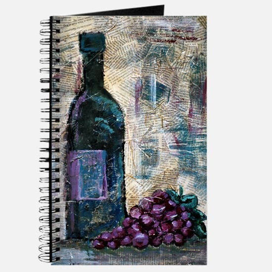 Wine Still Life Journal