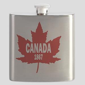 Canada Since 1867 Flask