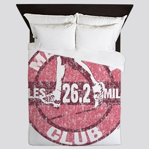 Marathon Club - Pink Queen Duvet