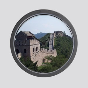 GreatWallOfChinaMousepad Wall Clock