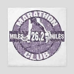 Marathon Club - Purple Queen Duvet