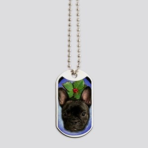 ZD_ornament_oval Dog Tags