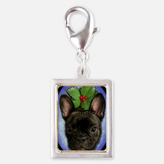 ZD_ornament_oval Silver Portrait Charm