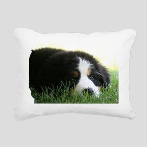 Mia_nook Rectangular Canvas Pillow