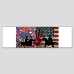 civil-war Bumper Sticker