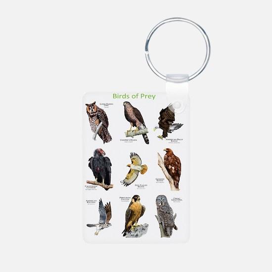 Birds of Prey Keychains
