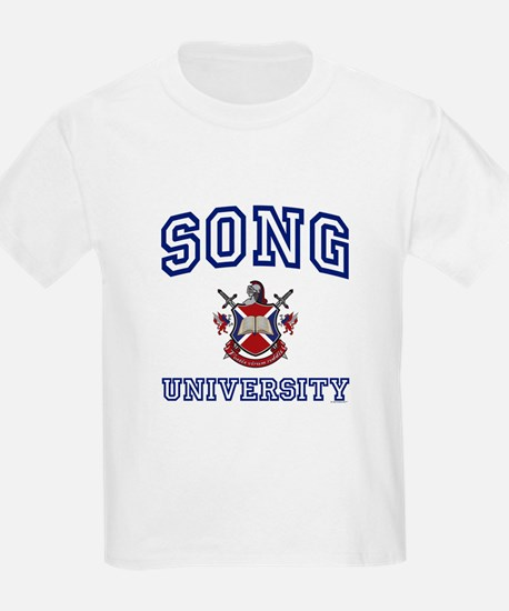 SONG University Kids T-Shirt