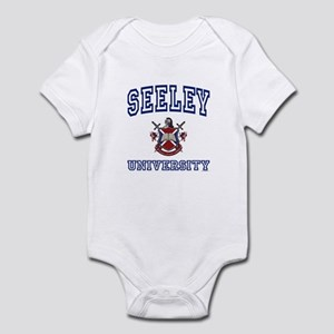 SEELEY University Infant Bodysuit