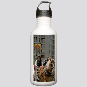 Victoria. Horse carria Stainless Water Bottle 1.0L