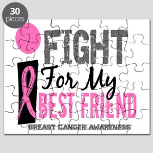 Done I Fight For My Best Friend Breast Canc Puzzle