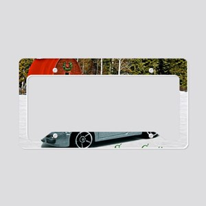 Hot Wheels_Porsche Cayman S_S License Plate Holder