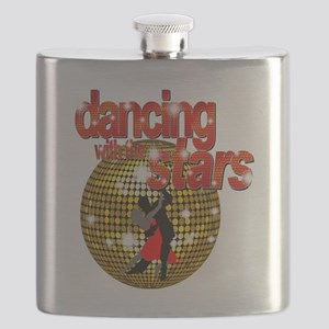 Dancing with the Stars Disco ball Dancers si Flask