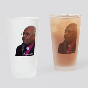 Desmond Tut if you are neutral 2 Drinking Glass
