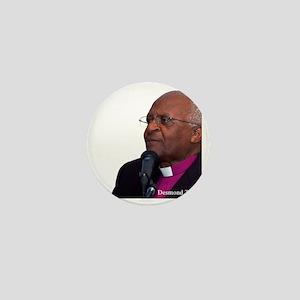 Desmond Tut if you are neutral 2 Mini Button