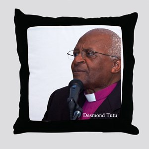 Desmond Tut if you are neutral 2 Throw Pillow