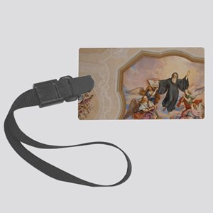 Melk. 900 year old baroque Melk  Large Luggage Tag