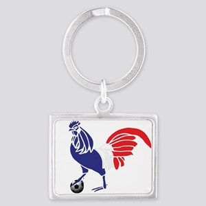 France Le Coq Keychains