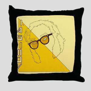 asimov Throw Pillow