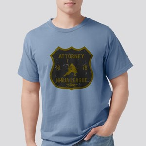 Attorney Ninja League T-Shirt