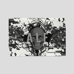 alf-08 Rectangle Magnet