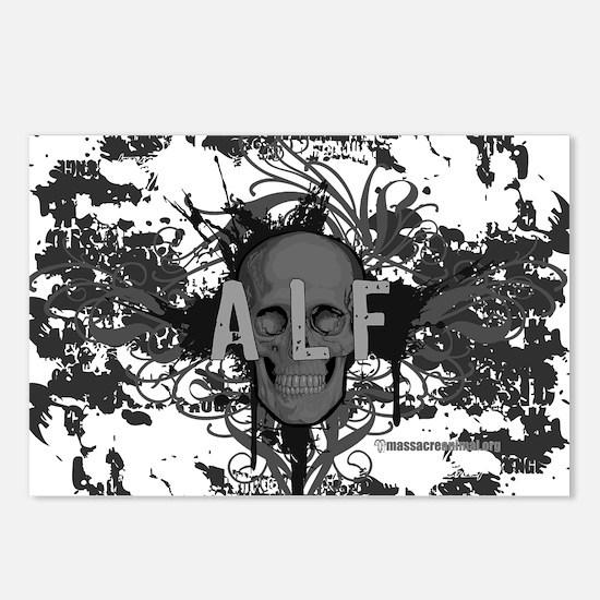 alf-08 Postcards (Package of 8)
