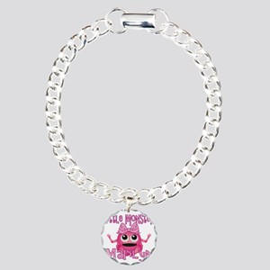 marilyn-g-monster Charm Bracelet, One Charm