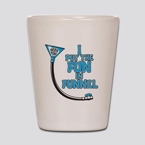 Funnel Shot Glass