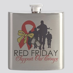 SupportRedFridays23 Flask