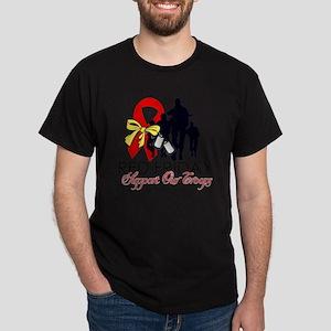 SupportRedFridays23 Dark T-Shirt