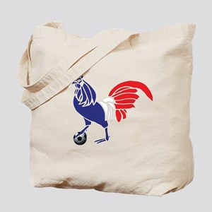France Le Coq Tote Bag