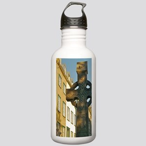 Old Quebec City. Large Stainless Water Bottle 1.0L
