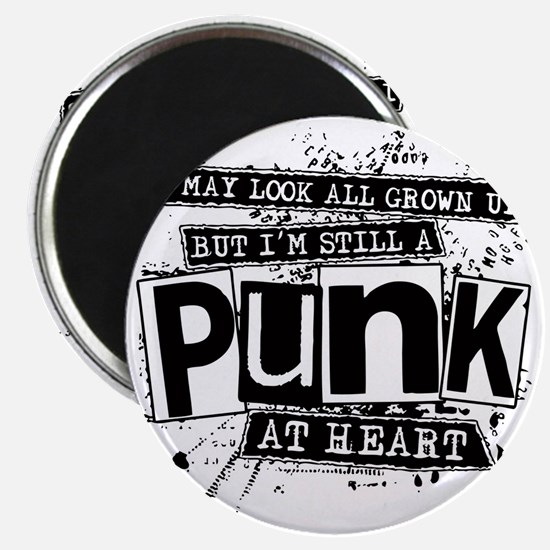 Punk At Heart Magnet