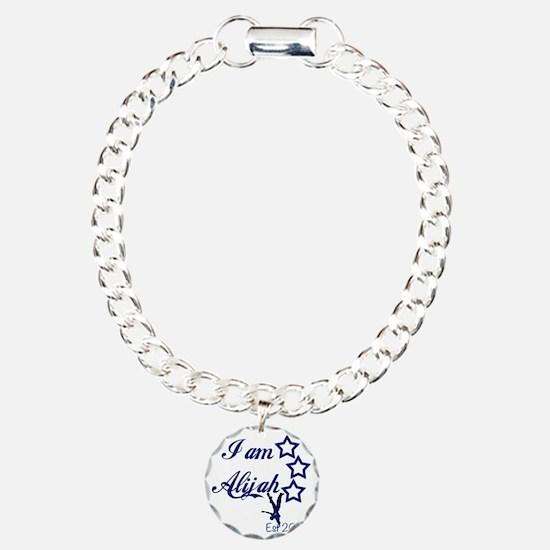 frontalijah Charm Bracelet, One Charm