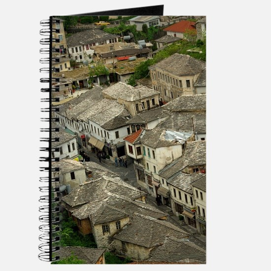 Gjirokastra. Well preserved Ottoman town a Journal