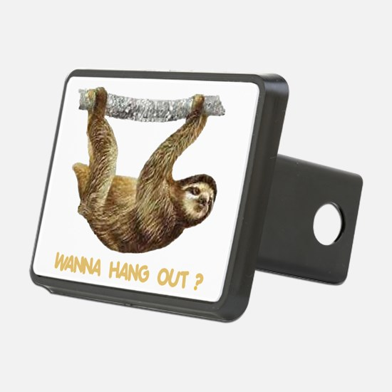 WANNA HANG OUT Hitch Cover